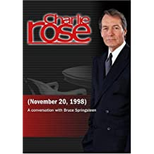 Charlie Rose with Bruce Springsteen