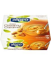 Alpro Caramel SOYA Dessert 4 x 125g - (Pack of 2)