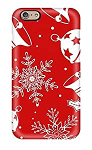 Defender Case For Iphone 6, Holiday Christmas Pattern