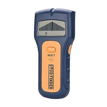 Medidor - Detector de agarre portátil Detector de voltaje y metal 3 en 1: Amazon.es: Bricolaje y herramientas