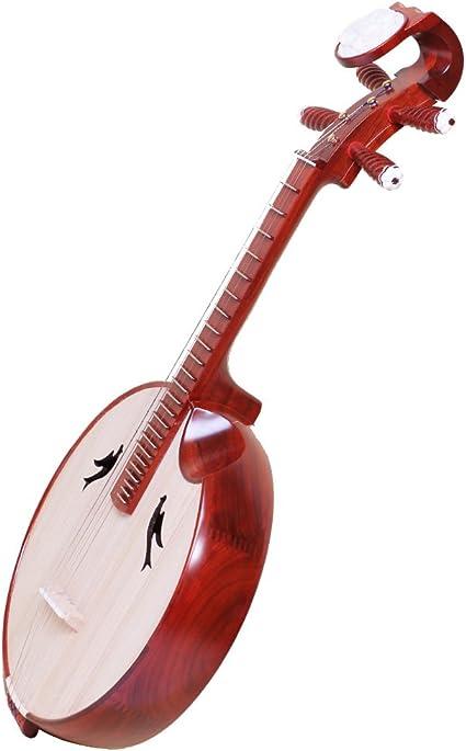 Professional Yunzhi zhongruan chino mandolina guitarra/chino Laúd ...