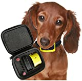 Training Dog Collar - Our K9 Yellow - Pet Safe Dog Bark Collar - Durable Training Collars for Small High Energy Dogs - Strong, Lightweight, Adjustable Design - Safe for Pets 6 Lbs. and Up - Uses Vibration, Not Shock