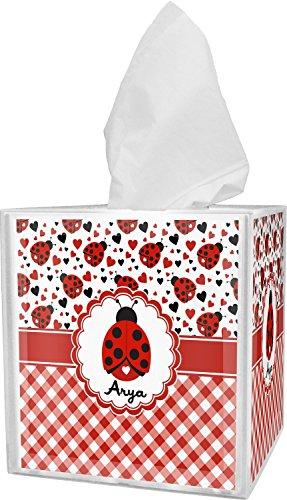 Ladybug Tissue Box Cover - 1