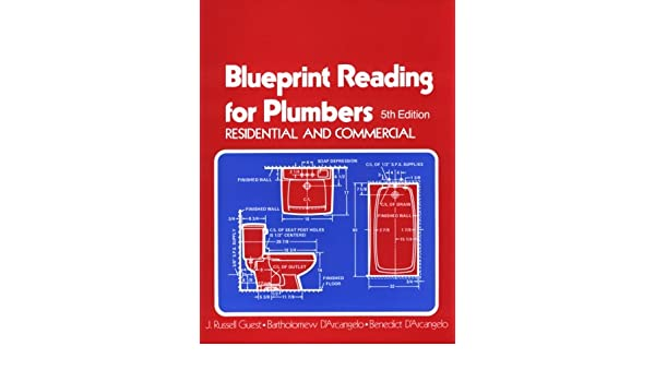 Blueprint reading for plumbers in residential commercial blueprint reading for plumbers in residential commercial bartholomew darcangelo j russell guest benedict darcangelo 9780827334595 books amazon malvernweather Gallery