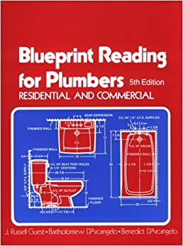 Blueprint reading for plumbers in residential commercial for How to read residential blueprints