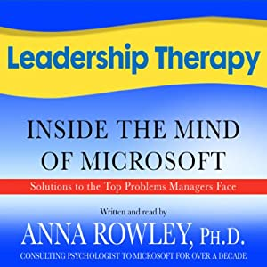 Leadership Therapy Audiobook