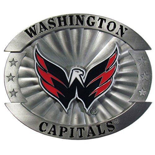 Siskiyou NHL Washington Capitals Oversized Buckle ()