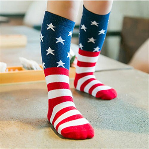 unke-0-6years-kids-toddlers-american-usa-flag-cotton-high-knee-socks-hosiery-stocking4-6year