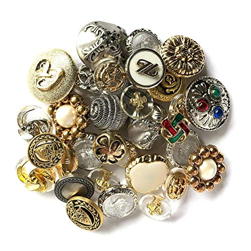 - Buttons Galore and More Haberdashery Collection - Extensive Selection of Novelty Buttons and Embellishments for DIY Crafts, Scrapbooking, Sewing, Cardmaking, and other Art & Creative Projects