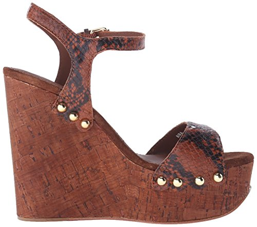 Ash Womens Biba Platform Dress Sandal Rusty/Sigaro qqna4U