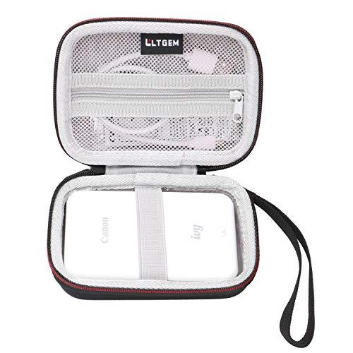 LTGEM EVA Hard Case for Canon Ivy & Canon Ivy CLIQ & Canon Ivy CLIQ+ Wireless Bluetooth Mobile Portable Mini Photo Printer