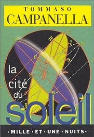 La cité du soleil par Tommaso Campanella