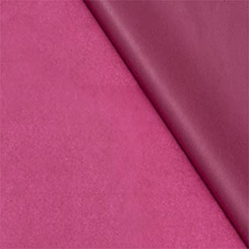 50 SHEETS OF RED COLOURED ACID FREE TISSUE PAPER 500mm x 750mm *HIGH QUALITY*