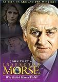 DVD Inspector Morse - Who Killed Harry Field? Book