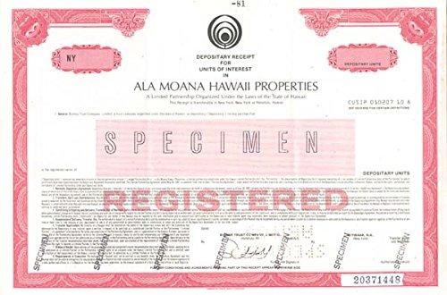 Ala Moana Hawaii Properties - Ala Hawaii Moana
