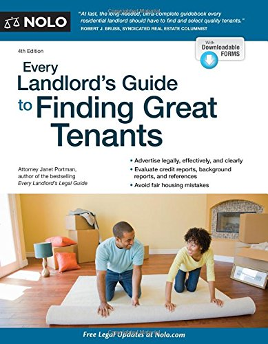 Every Landlord's Guide to Finding Great Tenants by NOLO (Image #2)