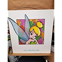 Disney- Tinkerbell- Just a Little Pixie Dust- Poster