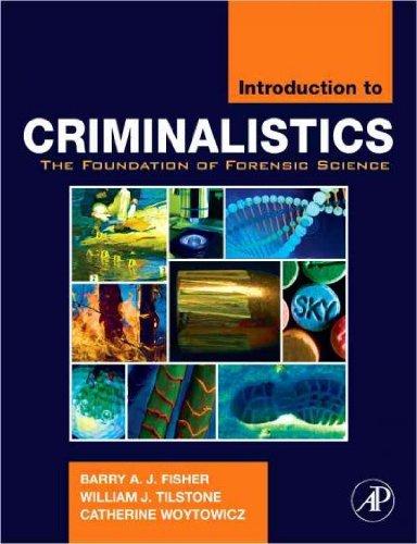 Intro.To Criminalistics (eBook)