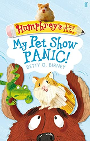 book cover of My Pet Show Panic!