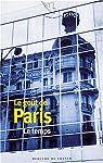 Le goût de Paris : Tome 3, Le temps par Bernard