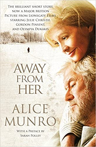 Away From Her Amazon Fr Alice Munro Livres Anglais Et
