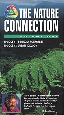Nature Connection Vol I Buying A Rainforest/Urban Ecology [VHS]