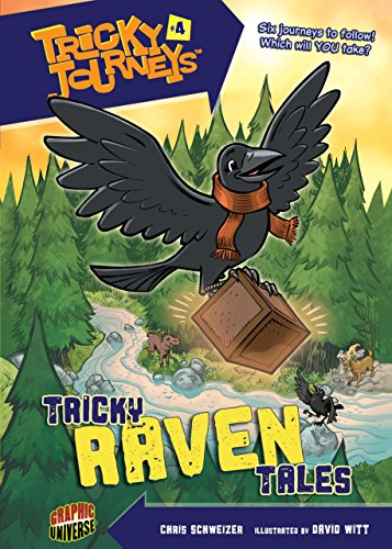 Tricky Raven Tales: Book 4 (Tricky Journeys TM) for sale  Delivered anywhere in USA