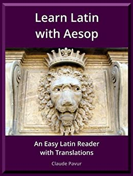 Learn Latin Aesop Reader Translations ebook product image