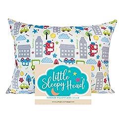Little Sleepy Head Toddler Pillowcase - ...