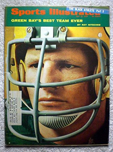 Ray Nitschke - Green Bay Packers - Green Bay's Best Team Ever - Sports Illustrated - July 15, 1968 - SI-2 by...