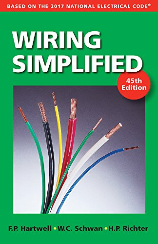 Wiring Simplified: Based on the 2017 National Electrical (Electrical Wiring)