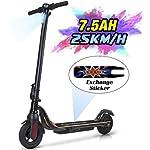 51Z6FBwcOvL. SS150 Segway Ninebot S N3M240 - Scooter elettrico motorizzato (fino a 16 km / he 22 km di autonomia) con bilanciamento…