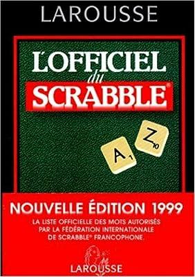 LOfficiel Du Jeu Scrabble: Amazon.es: Collectif: Libros en idiomas extranjeros