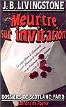 Les enquêtes de l'inspecteur Higgins, Tome 5 : Meurtre sur invitation par Jacq