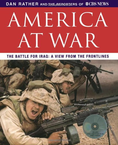 Book cover from America at War by Dan Rather
