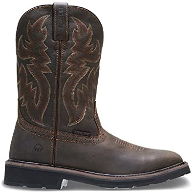 1b73cf0a5be Wolverine Men's Rancher 10