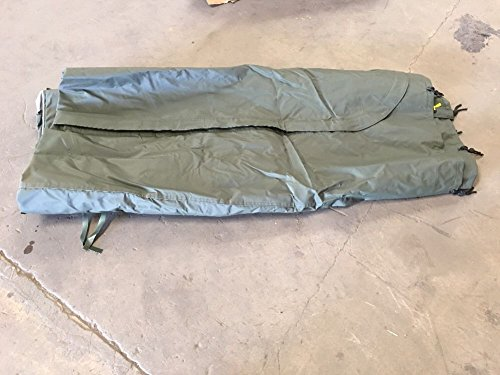 Amazon.com : Expandable Military Grade Tent End Section Green 483 16 ...