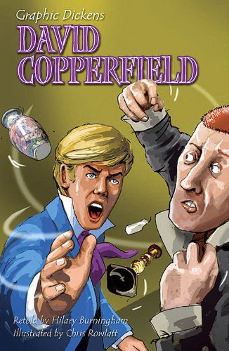 Book cover for David Copperfield
