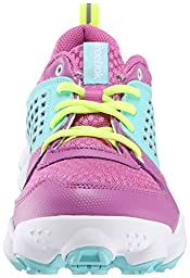 Reebok ATV19 Ultimate II GS Running Shoe (Big Kid),Ultraberry/Crystal Blue/Solar Yellow/White,7 M US Big Kid