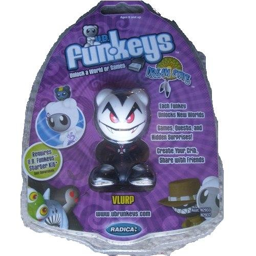 Vlurp Normal U.B. Funkeys Dream State Figure for sale  Delivered anywhere in USA