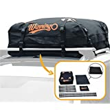 Cargo Bag, Winningo Waterproof Cargo Bag with Protective Mat Easy to Install Soft Rooftop Luggage Carriers