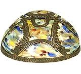 Meyda Tiffany 22082 Dome Lamp Shade - 9.5