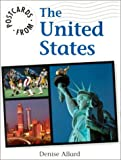 img - for Postcards from the United States book / textbook / text book
