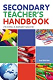 The Secondary Teacher's Handbook, Overall, Lyn and Sangster, Margaret, 0826458416