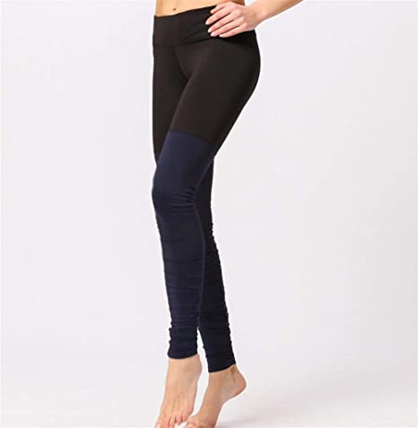 PengShi Pantalones de Yoga de Diosa Pantalones Paso a Paso ...