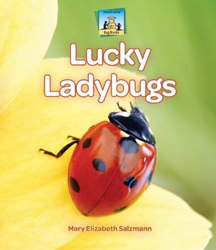 Lucky Ladybugs (Bug Books) pdf