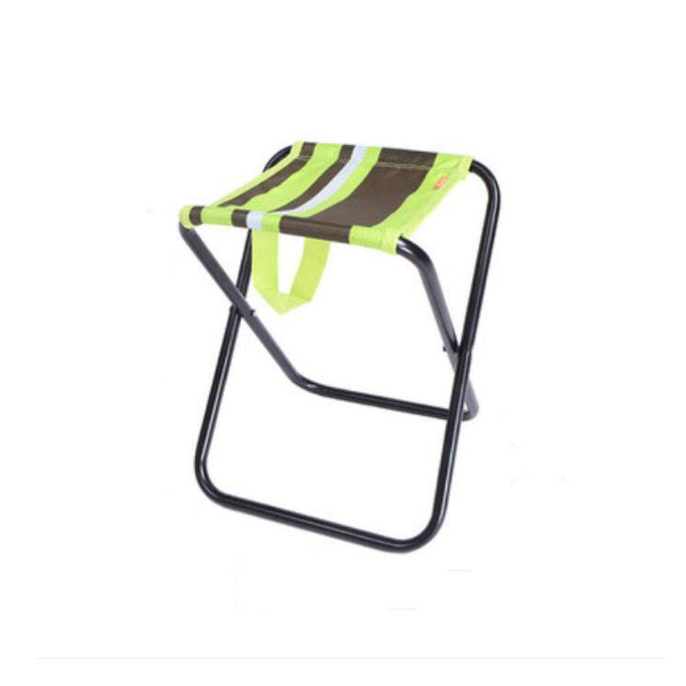 F & H FH Outdoor Klappstuhl Strand Stuhl Angeln Stuhl Tragbare Klappstuhl Mini Starker Maz Stuhl