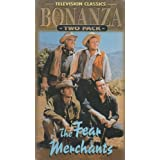 Bonanza Two Pack { The Avenger & The Fear Merchants }