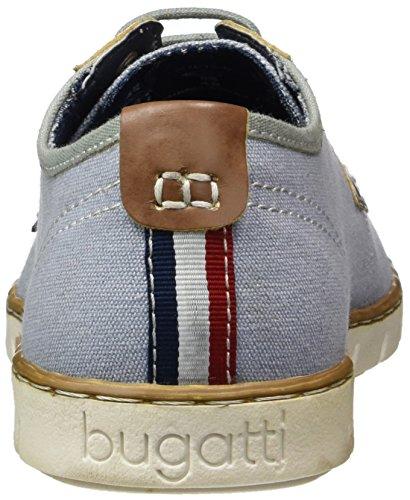 Bugatti Herren K10166 Low-Top Blau (h`blau 414)