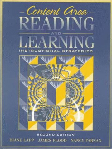 Content Area Reading and Learning: Instructional Strategies (2nd Edition)